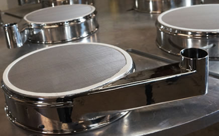 High-Quality Sieves